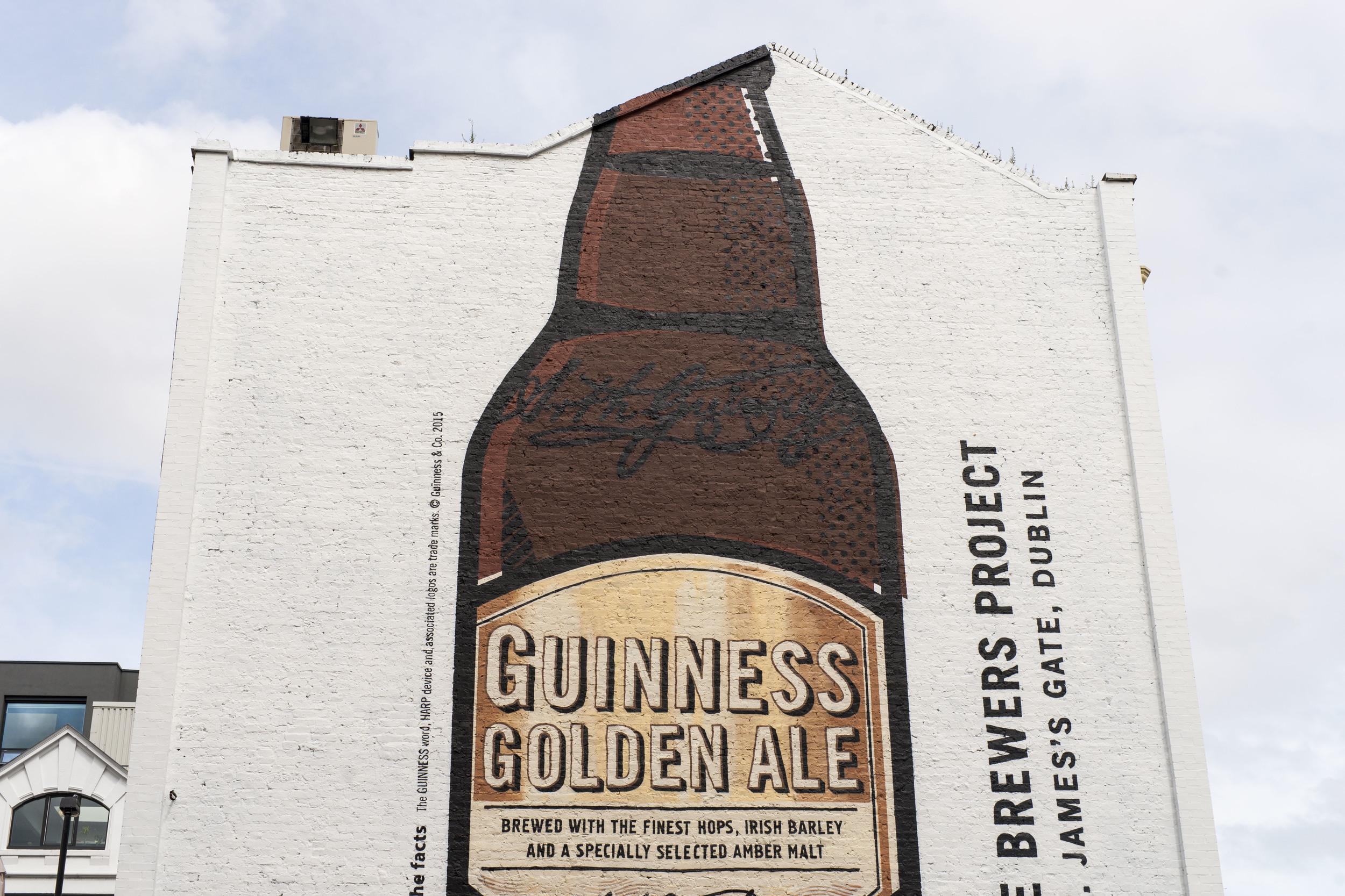 GUINNESS - GOLDEN ALE