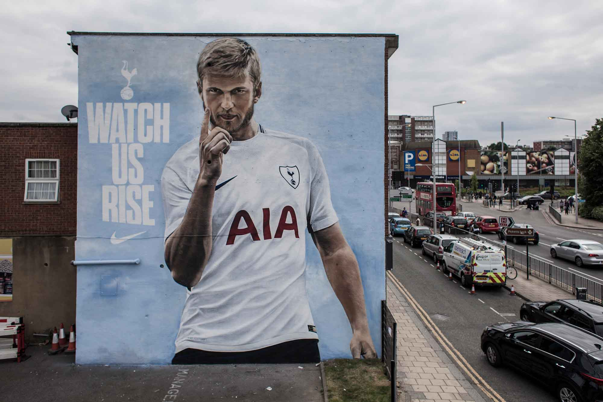 NIKE- THFC KIT LAUNCH
