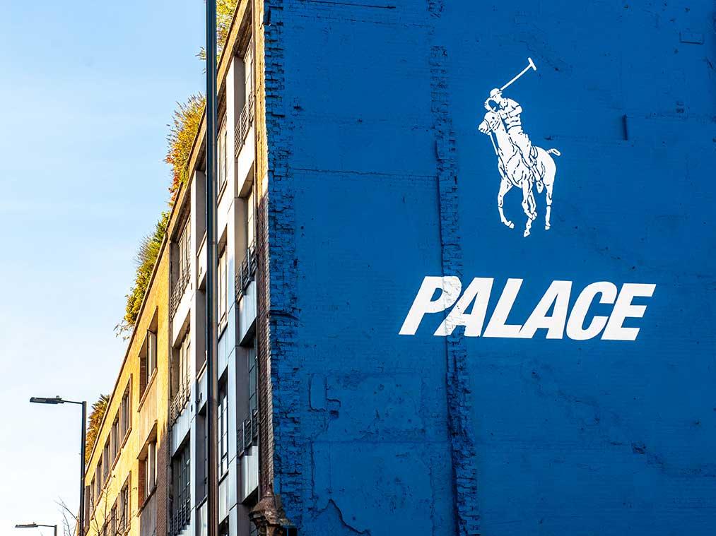 RALPH LAUREN X PALACE SKATEBOARDS