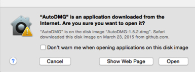 Don't install software if you are unsure of its origin.