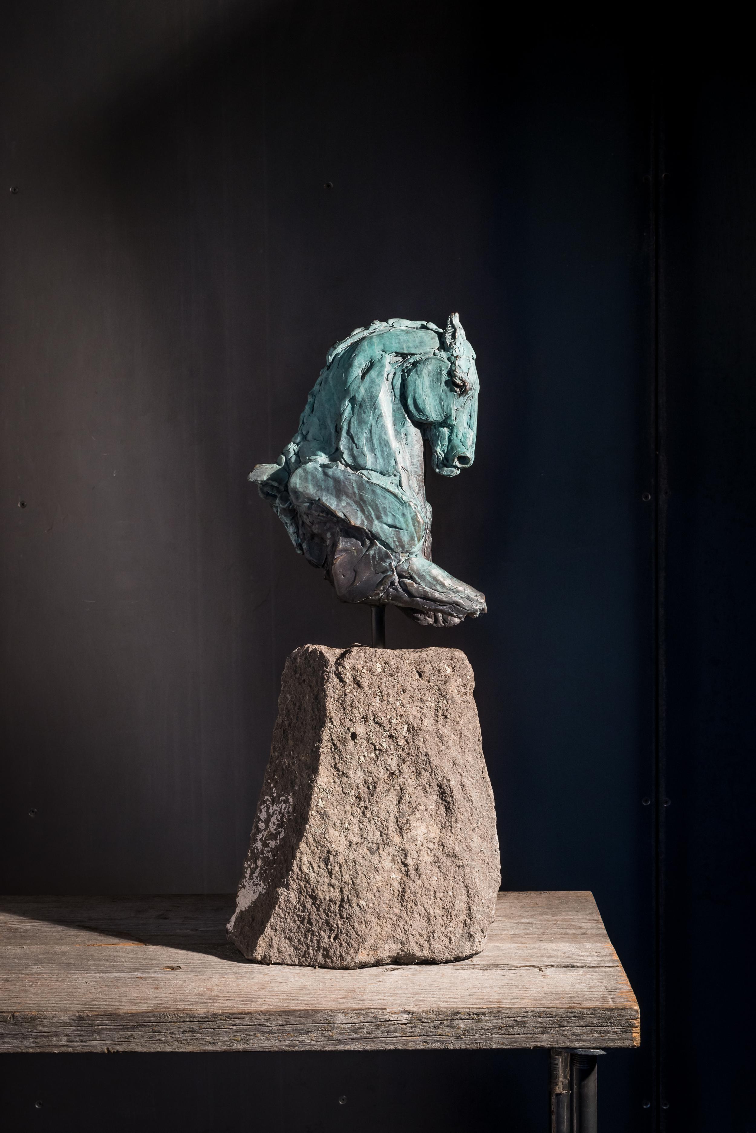 Olympia  l  Bronze  l  12x9x4  l  $4,000