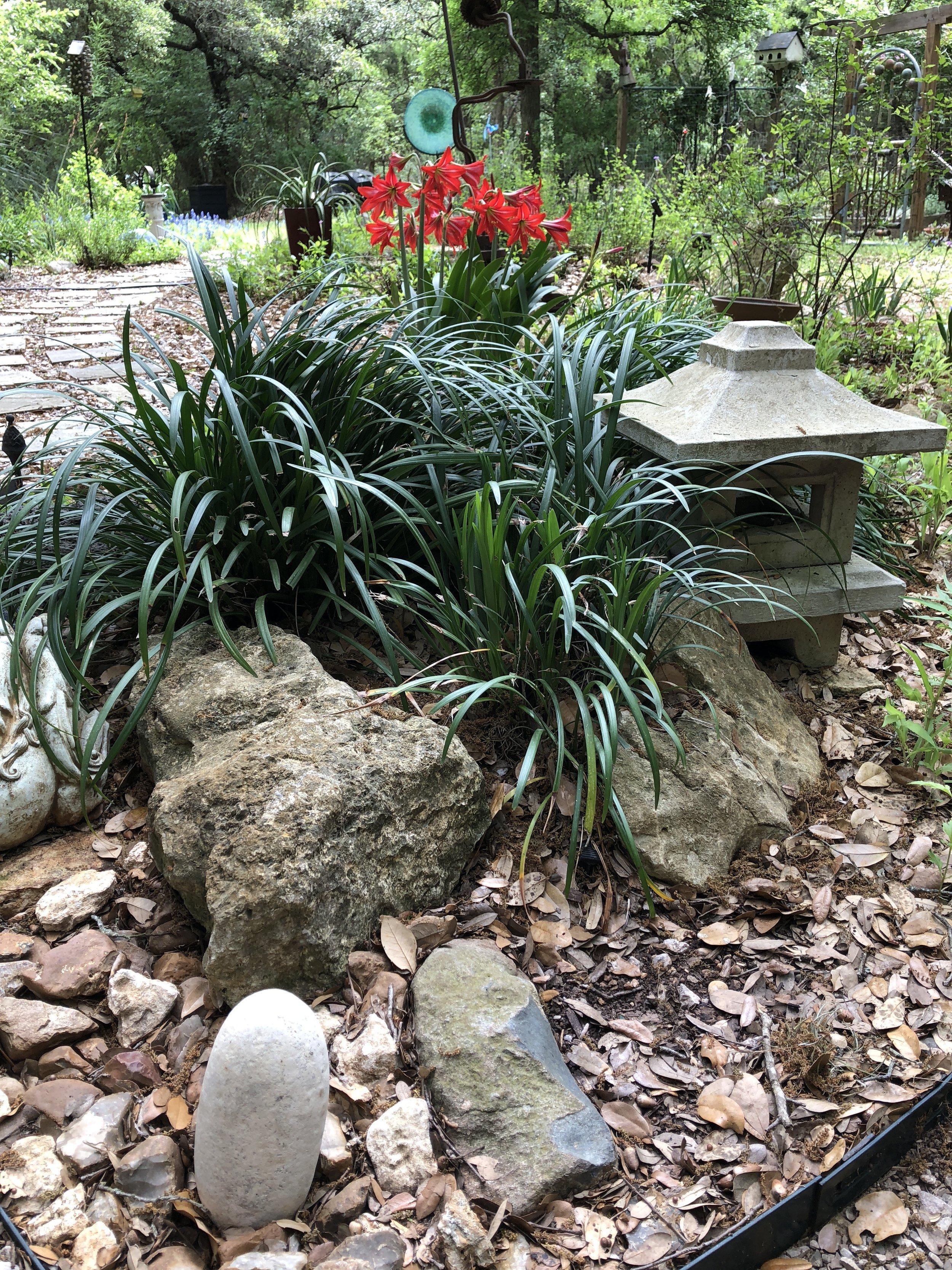 Sandy's zen spot