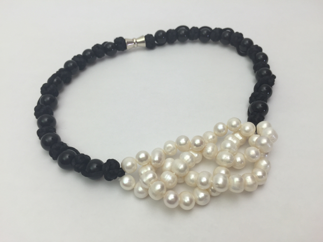 Josephine Knot Necklace