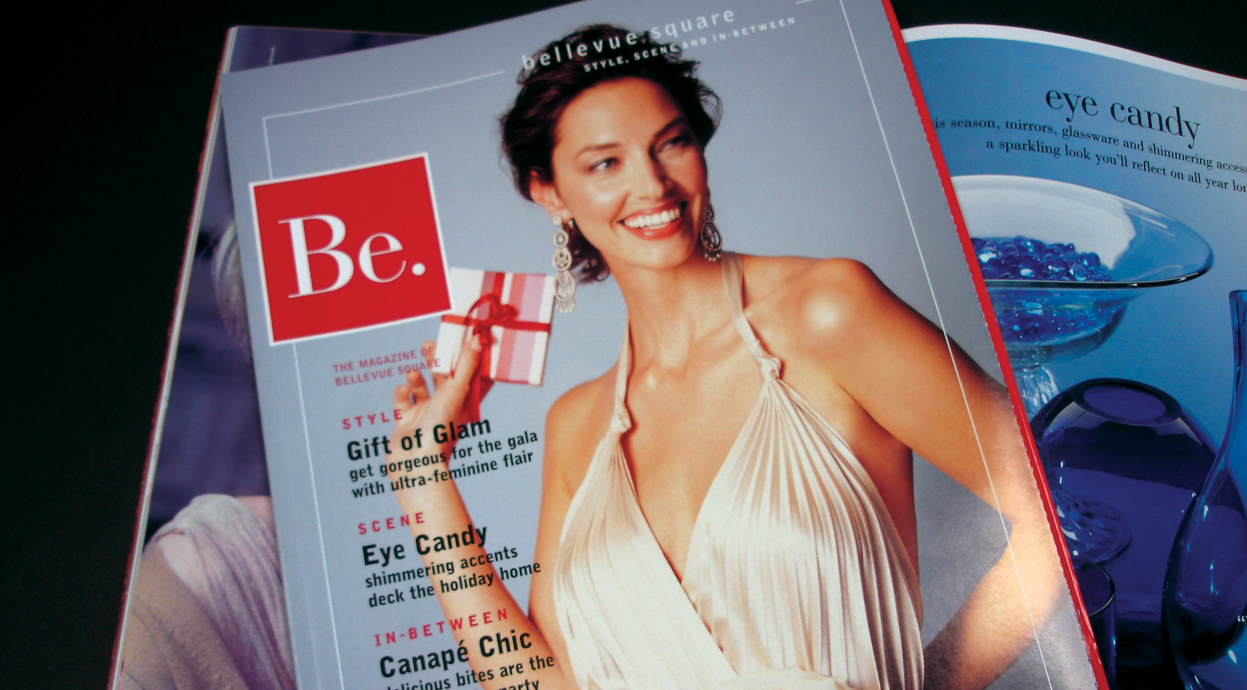 Be. Magazine - A brand make-over