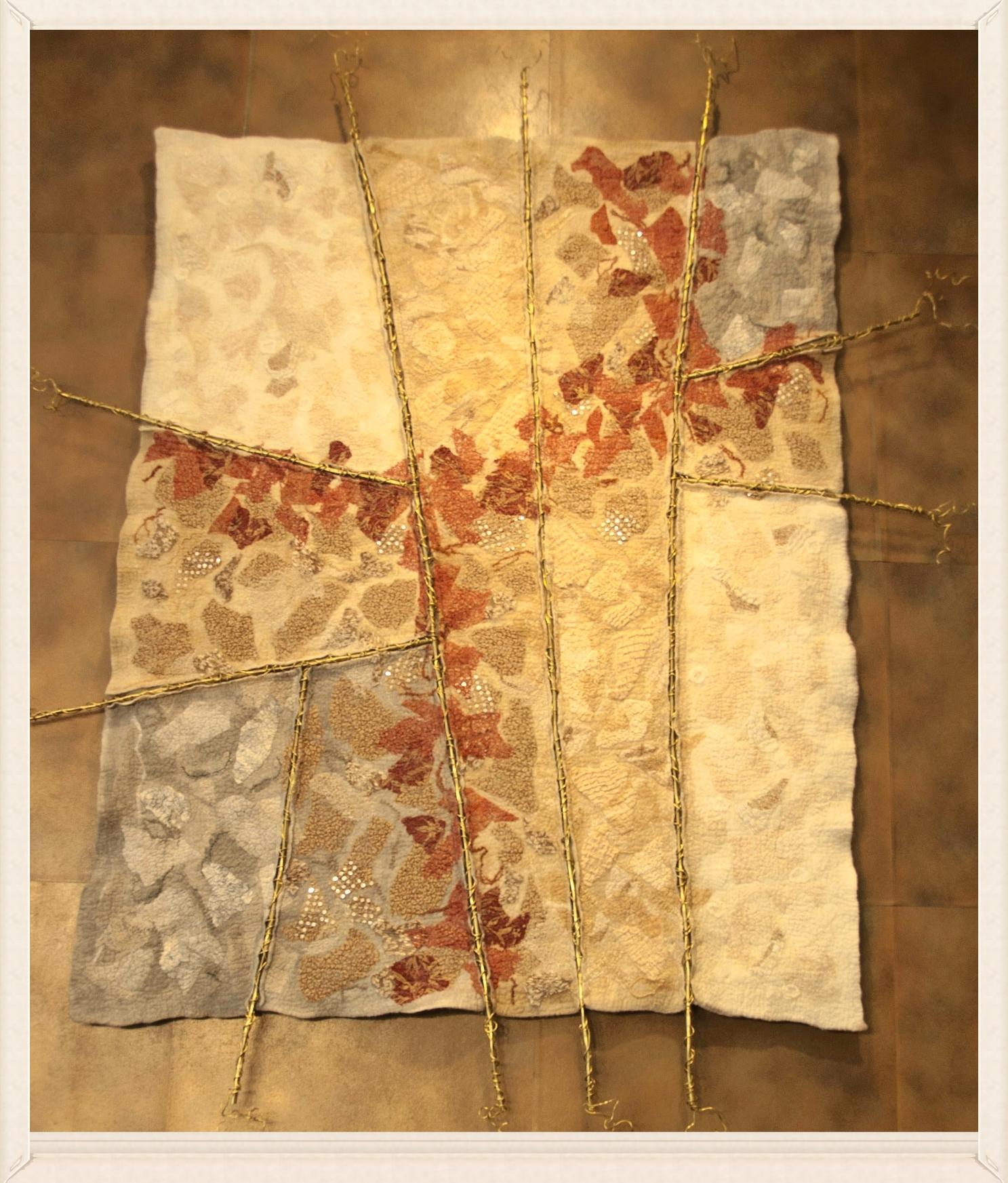 Custom Fabric Art
