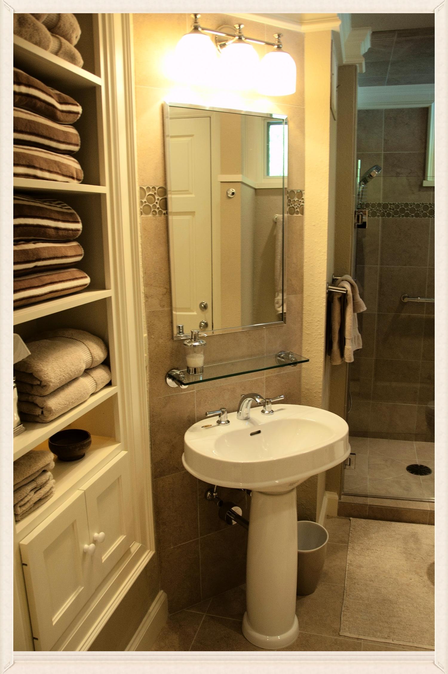 Cabana/Guest Suite Bath