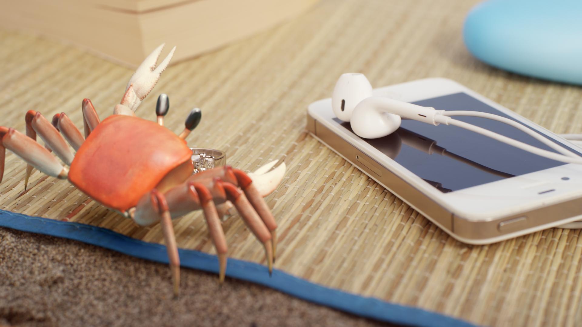 JMI - Crab Panther