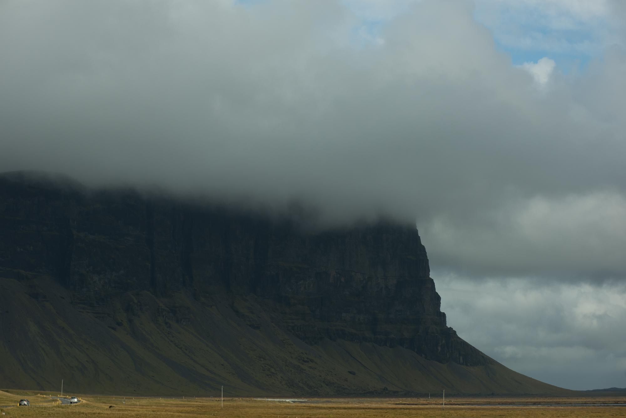 mountain cloud