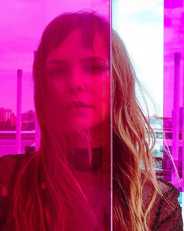 ✨🔮✨ actress @saramariecici #actor #actress #nyc #newyork #vsco #vscocam #pink