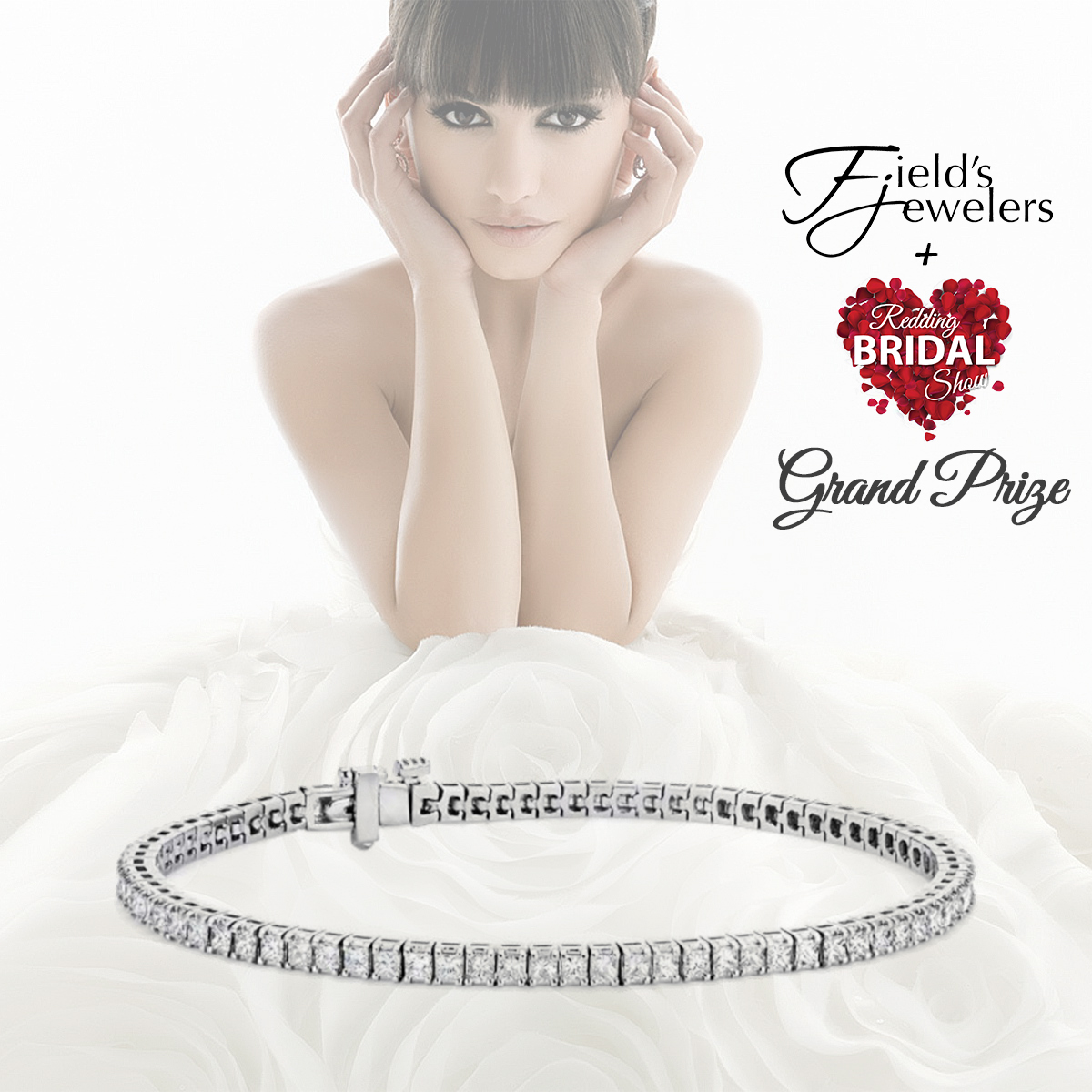 REDDING JEWELERS • REDDING BRIDAL SHOW •  REDDING CIVIC AUDITORIUM
