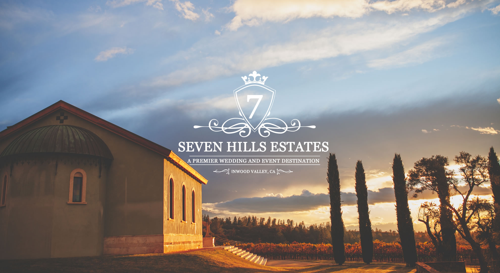 Seven Hills Estates | REDDING BRIDAL SHOW