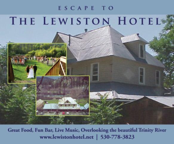 The Lewiston Hotel Redding Bridal Show