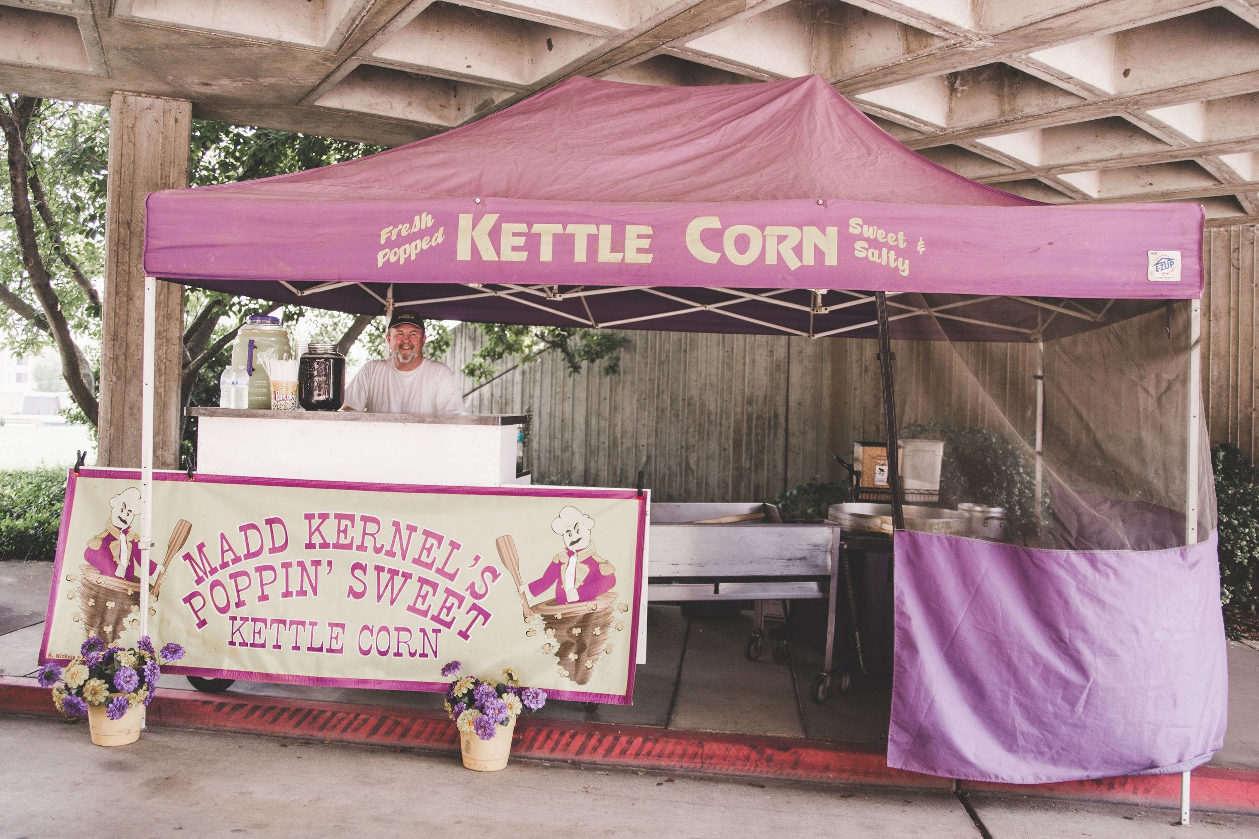 Madd Kernel's Poppin' Sweet Kettle Corn