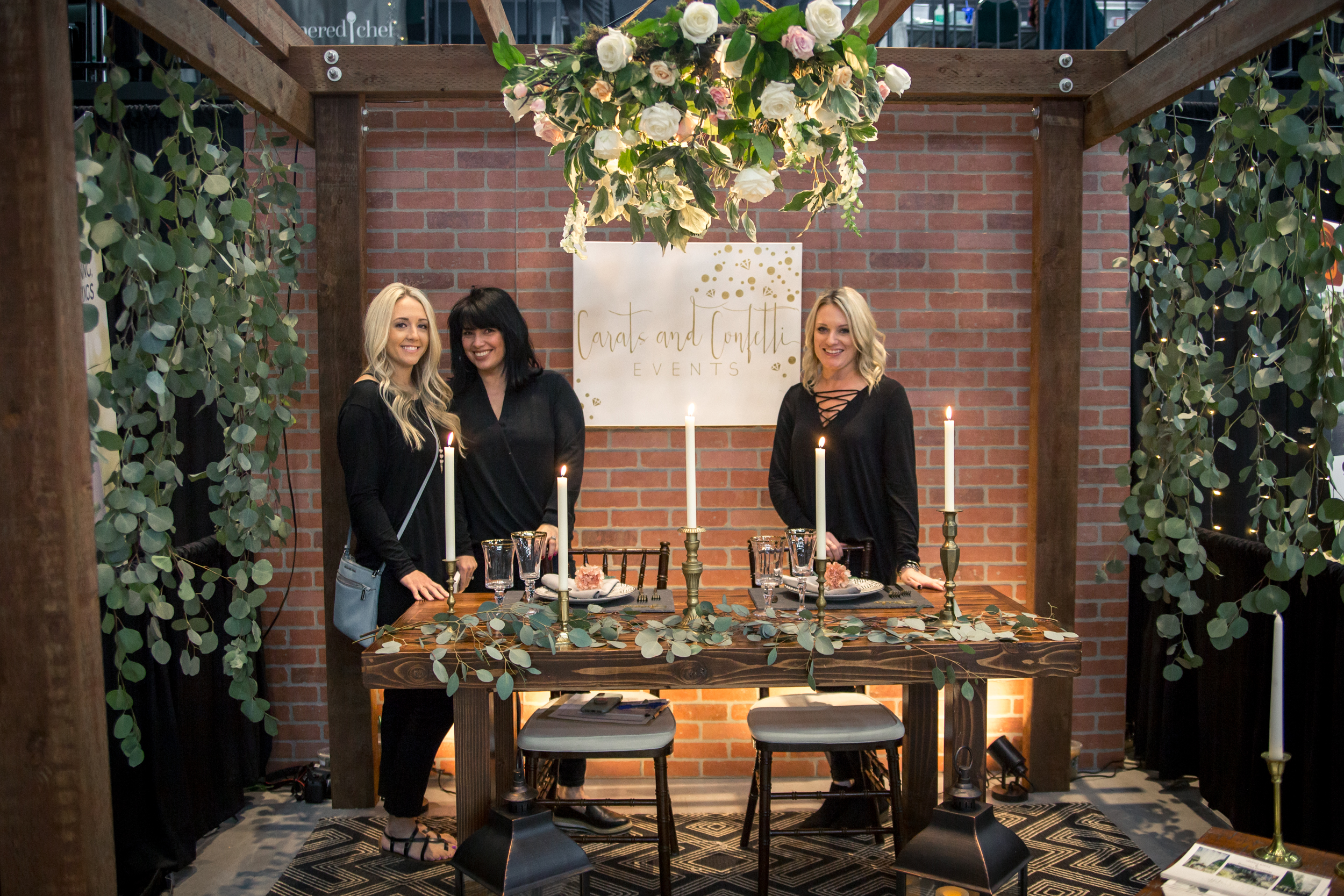 Carats and Confetti Events Redding Bridal Show Wedding Expo