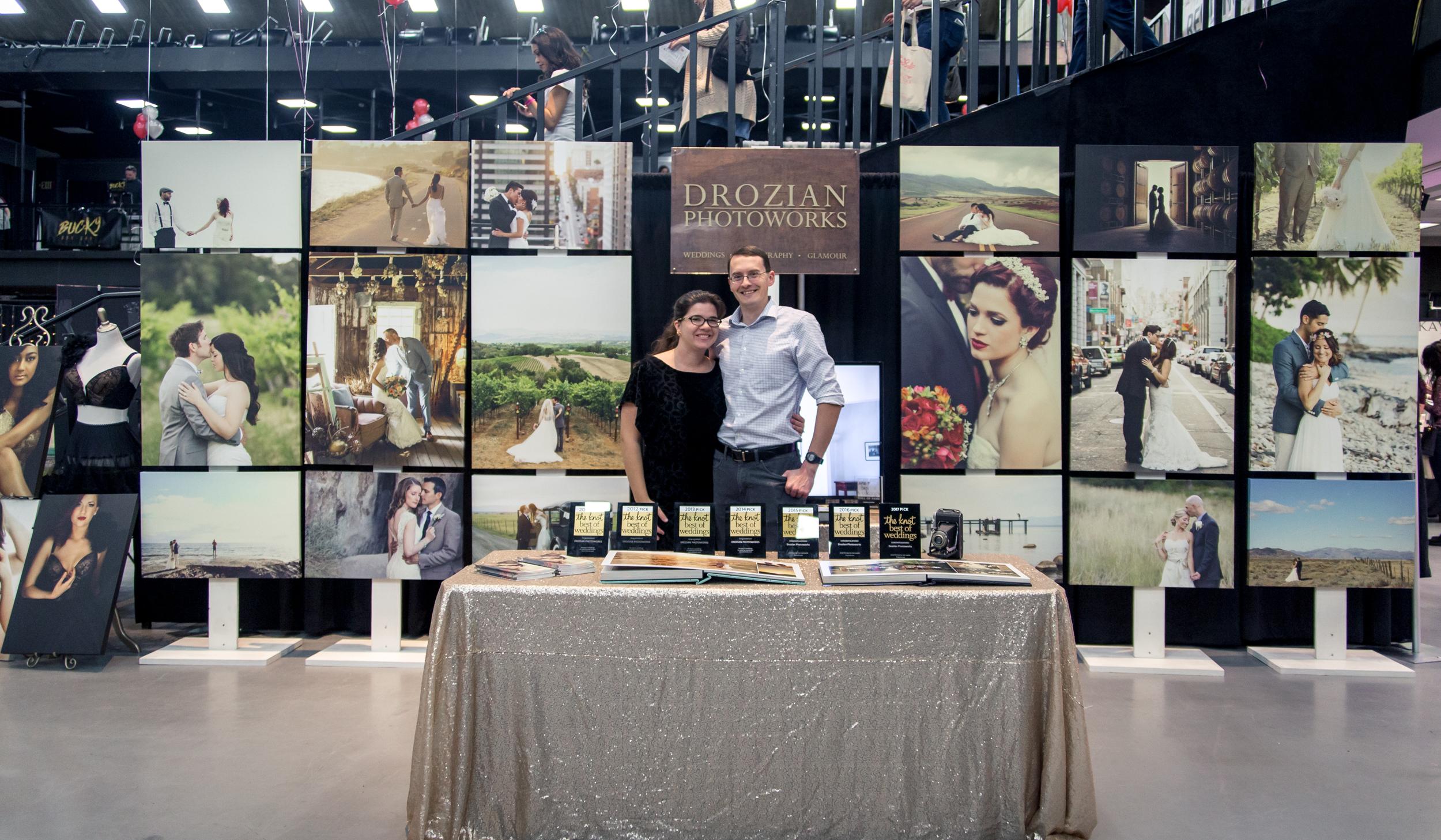 Drozian Photoworks Redding Bridal Show Wedding Expo