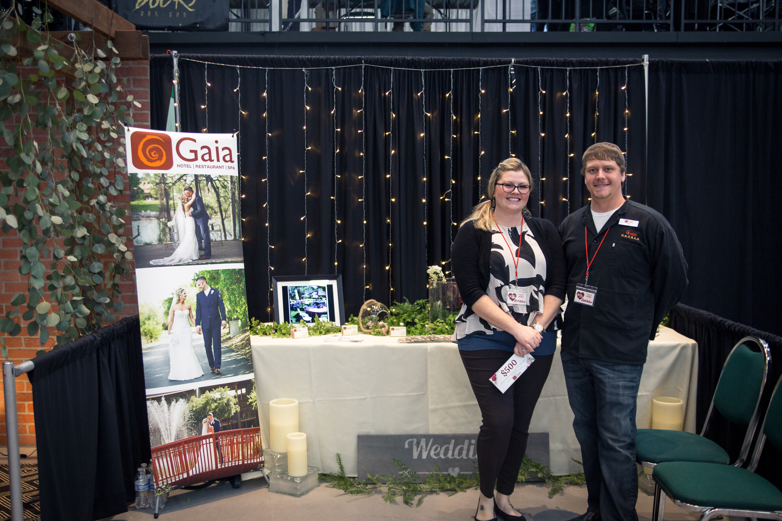 Gaia Hotel and Spa Redding Bridal Show Wedding Expo