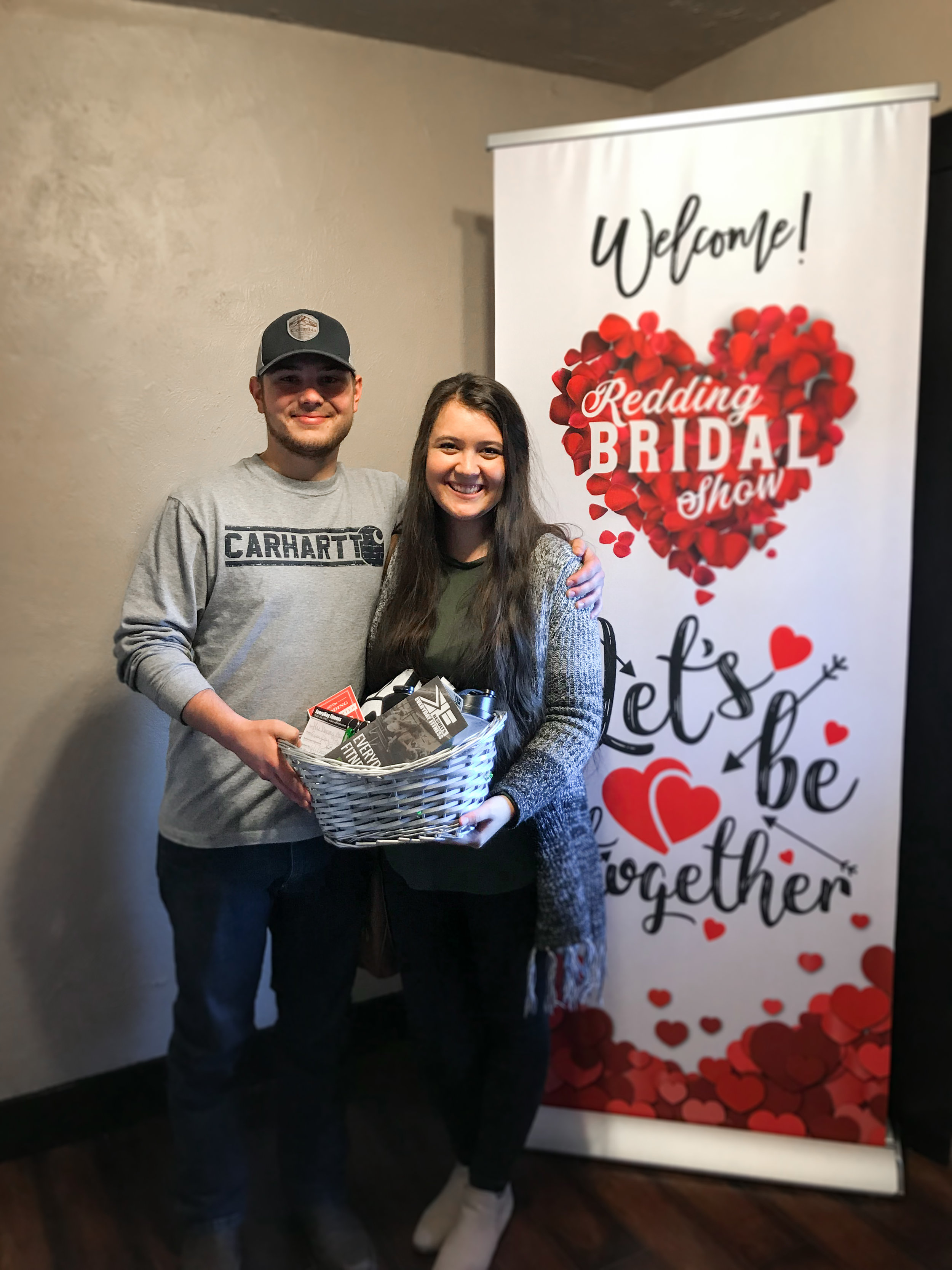 EveryDay Fitness Prize Winner Redding Bridal Show