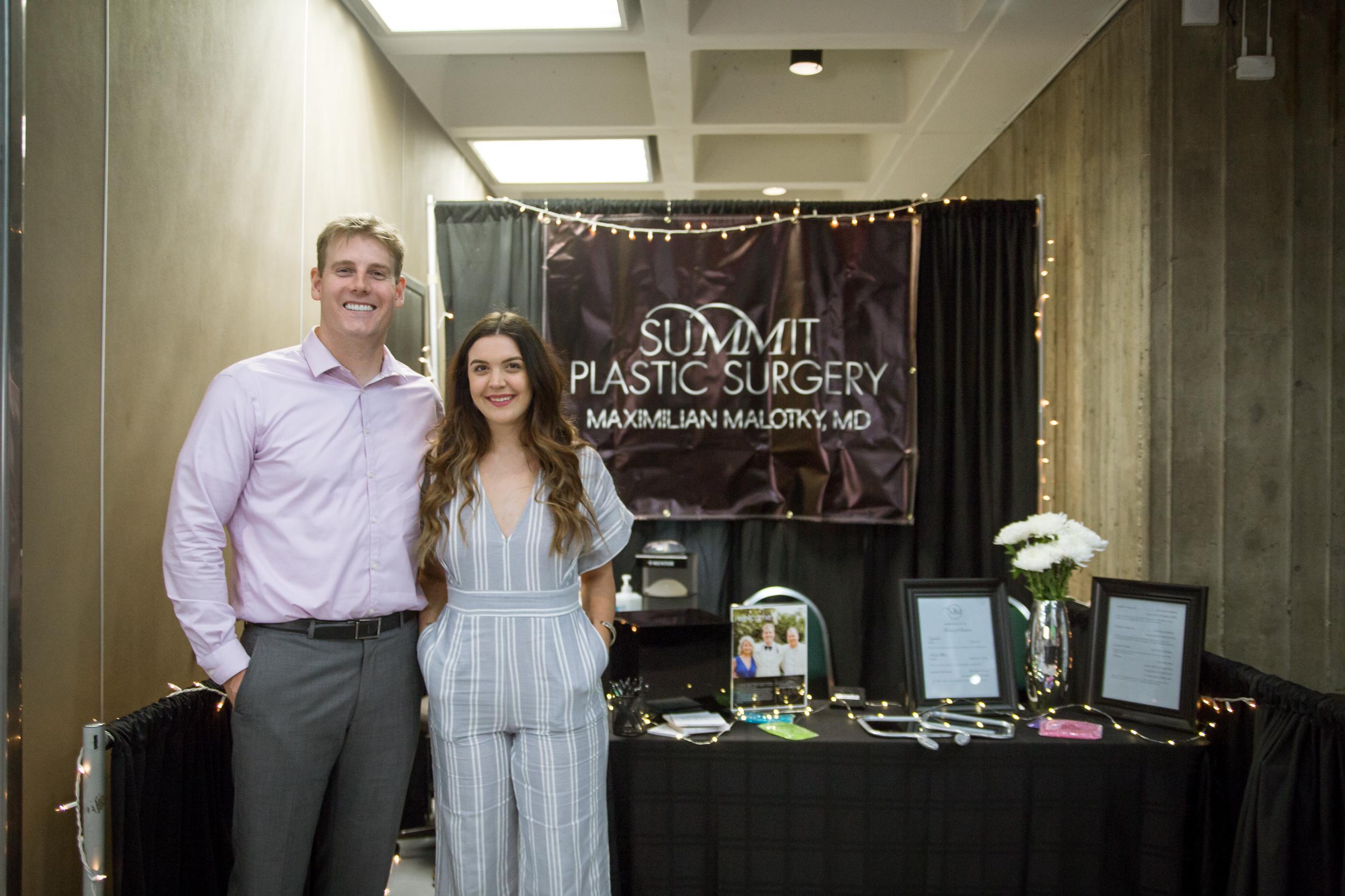 Summit Plastic Surgery Redding Bridal Show Wedding Expo