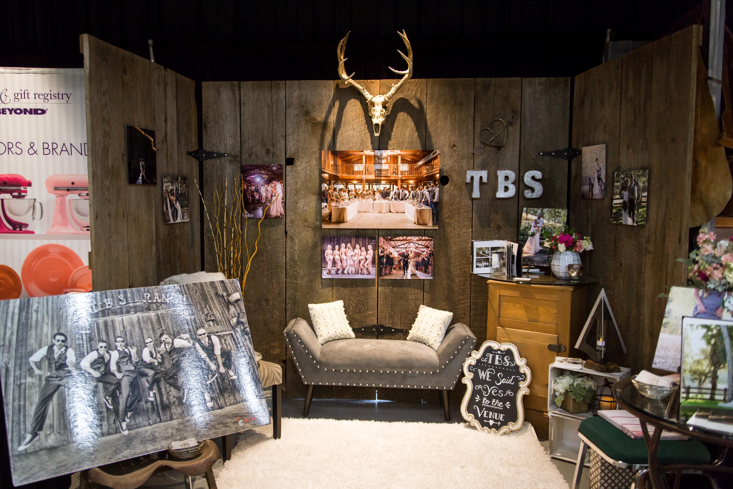 TBS Ranch Redding Bridal Show Wedding Expo