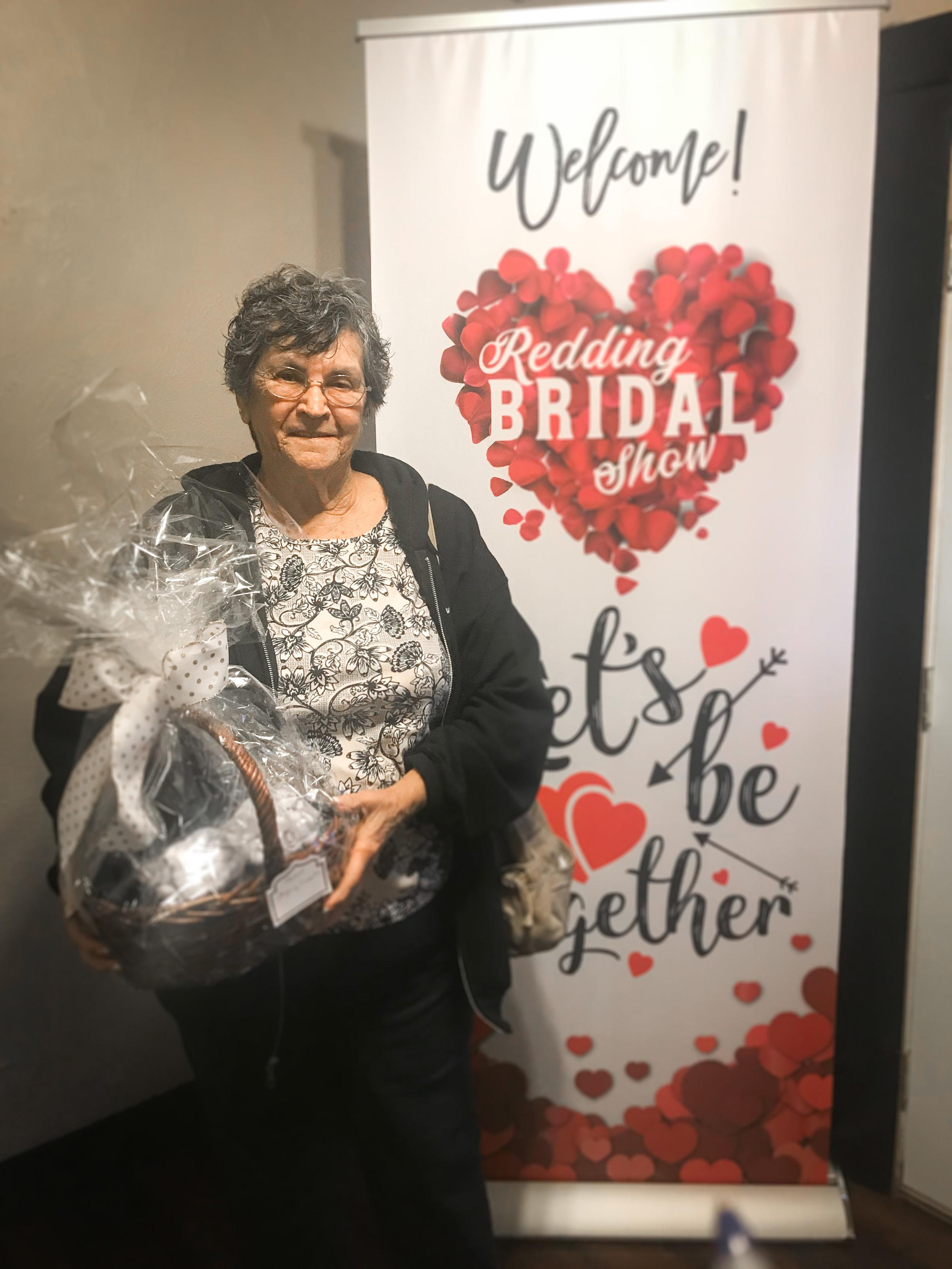 Monat Prize Winner Redding Bridal Show