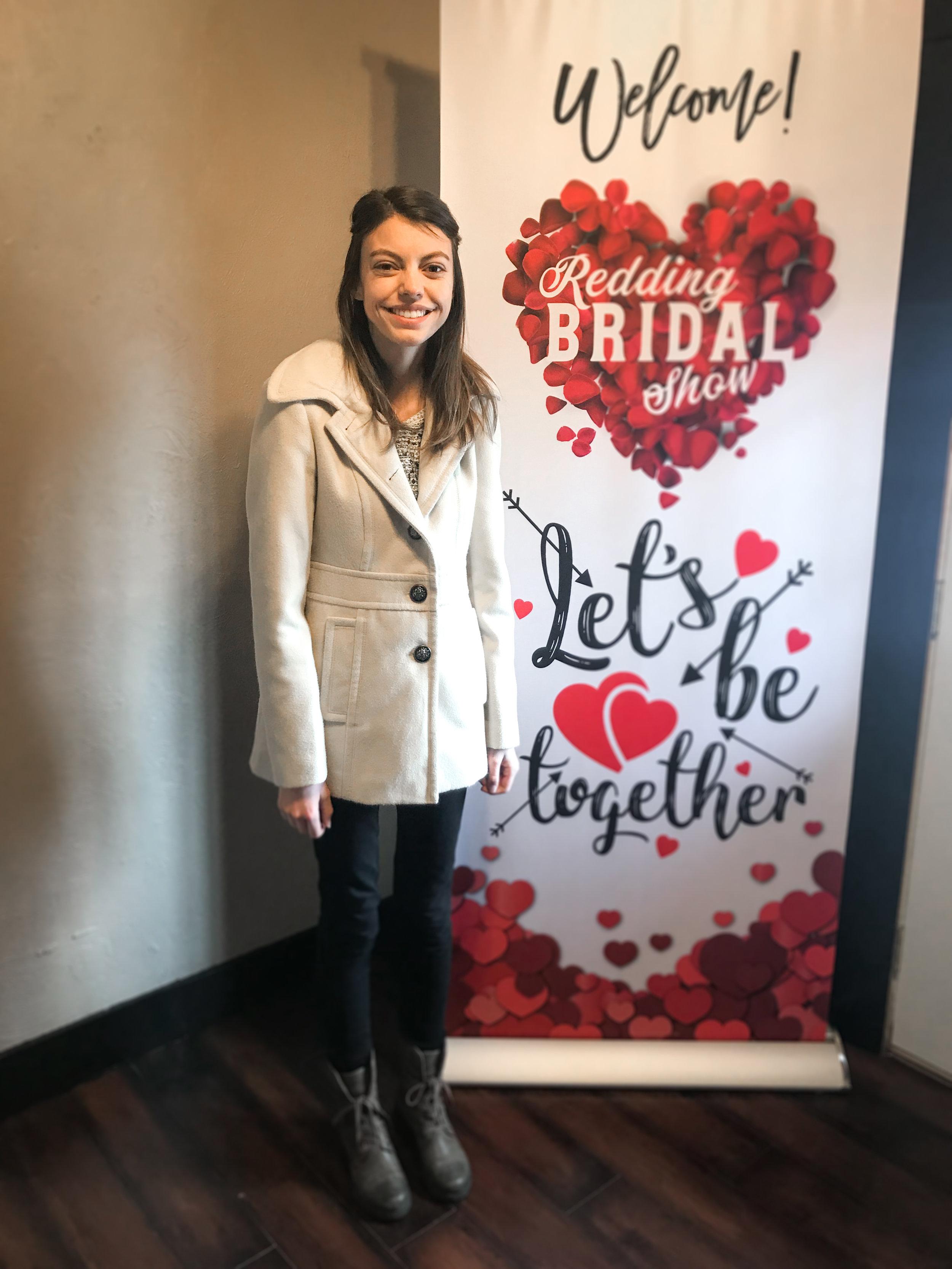 Sheraton Hotel Redding Prize Winner Redding Bridal Show