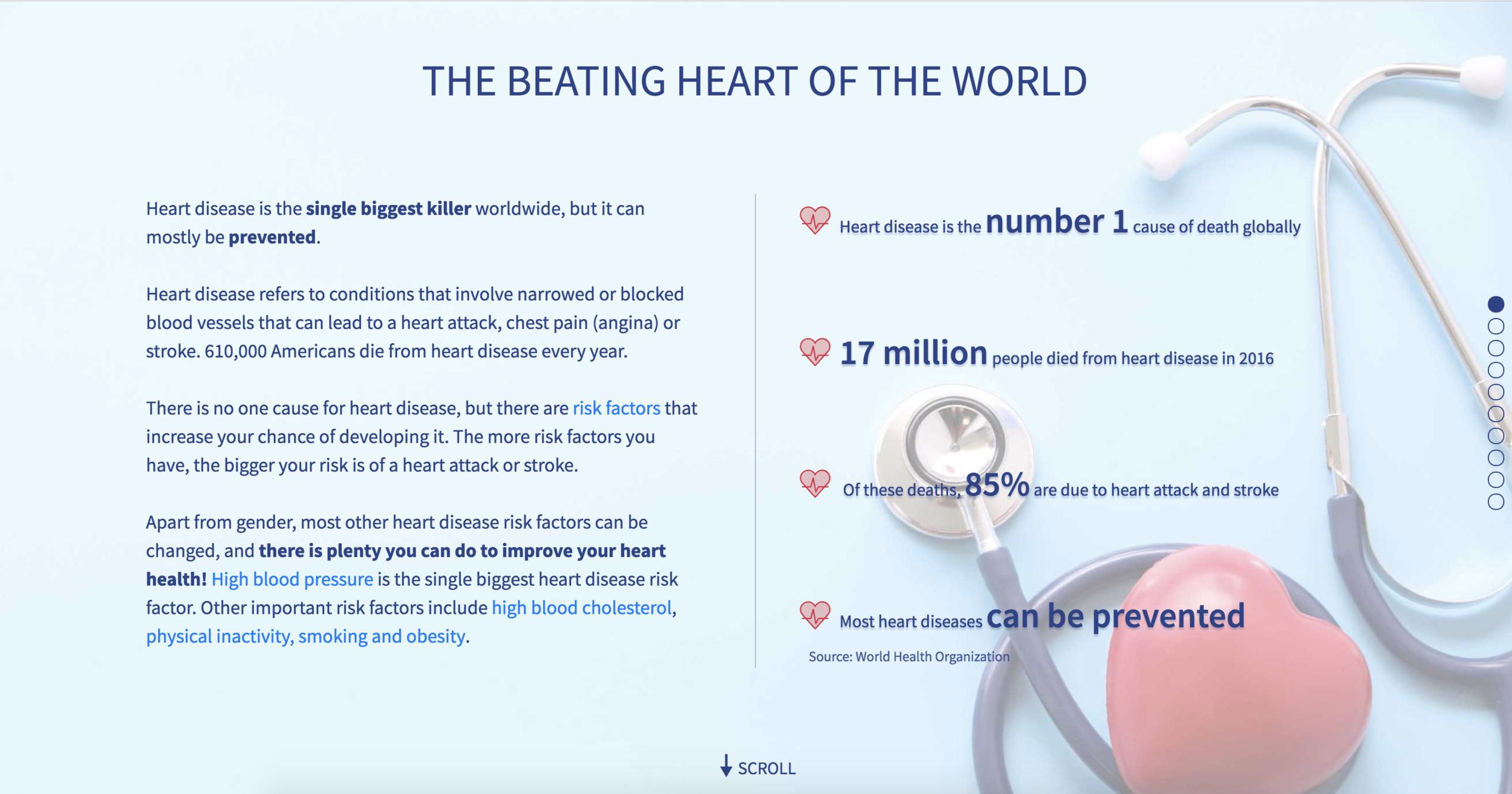 GLOBAL ATLAS OF HEALTH DISEASE — Nil Tuzcu