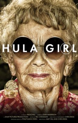 "Hula Girl    (11 min. / directed by Amy Hill & Chris Riess) is the untold story behind one of the biggest fads in modern American history. At 94 years of age, Joan Anderson has waited 50 years to prove that ""a gentleman's handshake "" was hardly a deal and it's time to set the record straight."