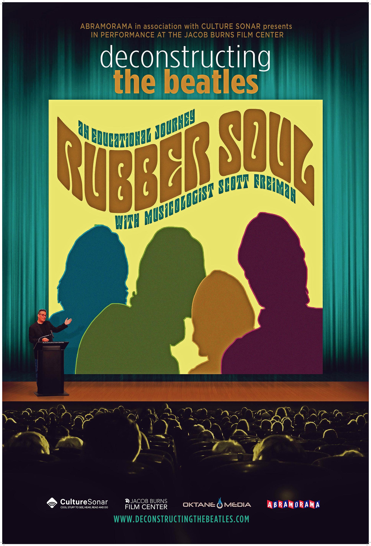 Rubber Soul  - Mon. 7/8 @ 3:00p & 8:00p