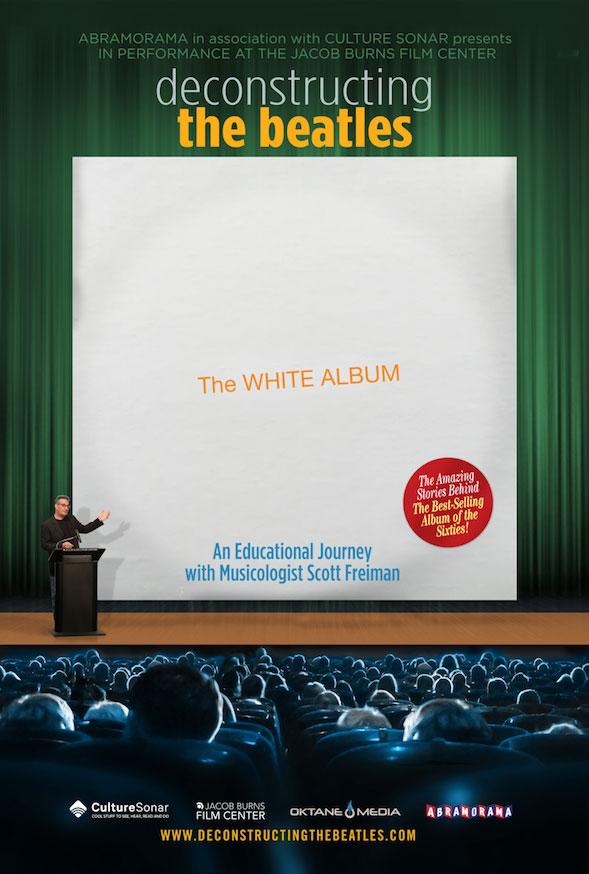 The White Album  - Mon. 8/12 - Showtimes TBA