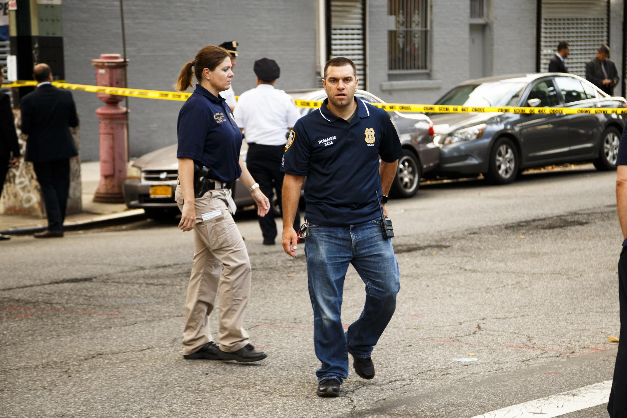 The cop shot the kid, same old scene