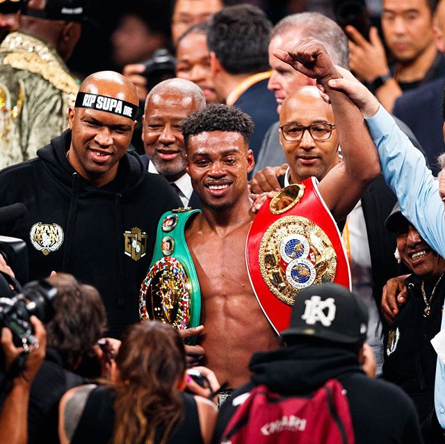 Blessings Champ @errolspencejr , praying for a speedy recovery, get well soon !