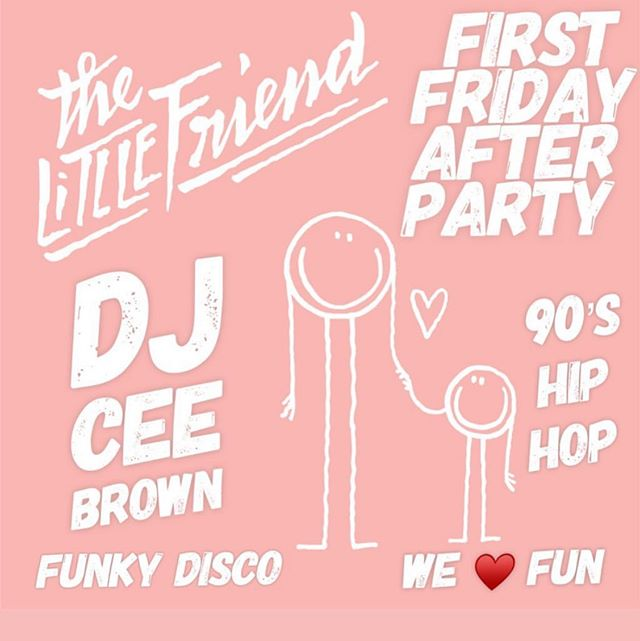 Let's make this a Friday to remember #thelittlefriendbar 🍸🍻