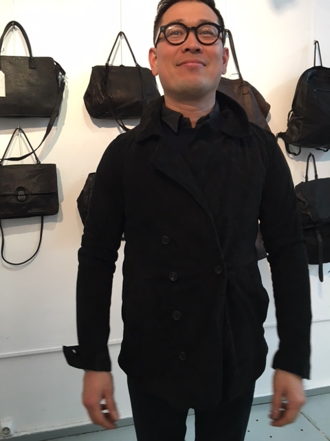 Christian Peau  - (handbag and shoe extraordinaire)