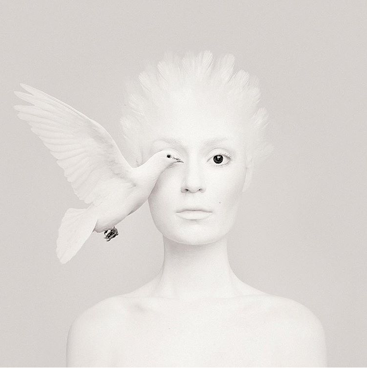 Flora Borsi  Dove-Animeyed, 2016