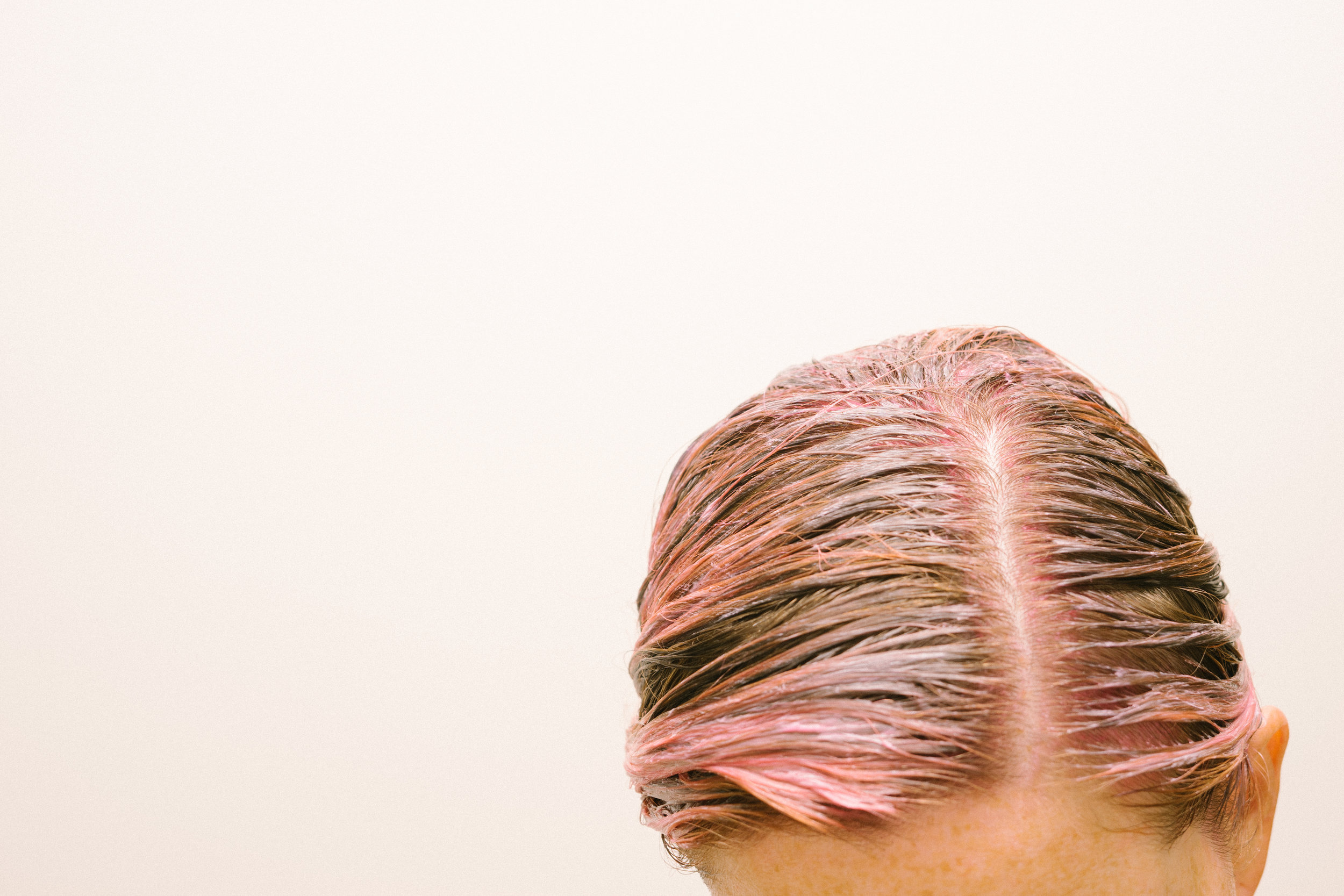 Overtone Pastel Pink Deep Treatment