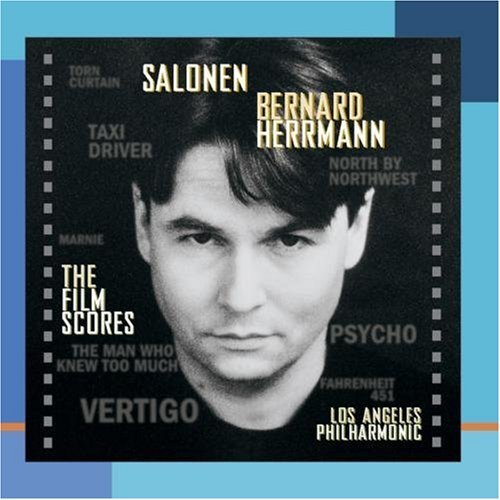 - My Halloween music of choice as of late has beenBernard Herrmann who did all of my favoriteHitchcock film scores like Psycho, Vertigo, Northby Northwest and Rod Serling's The TwilightZone. This version is played byand the Los Angeles Philharmonic.