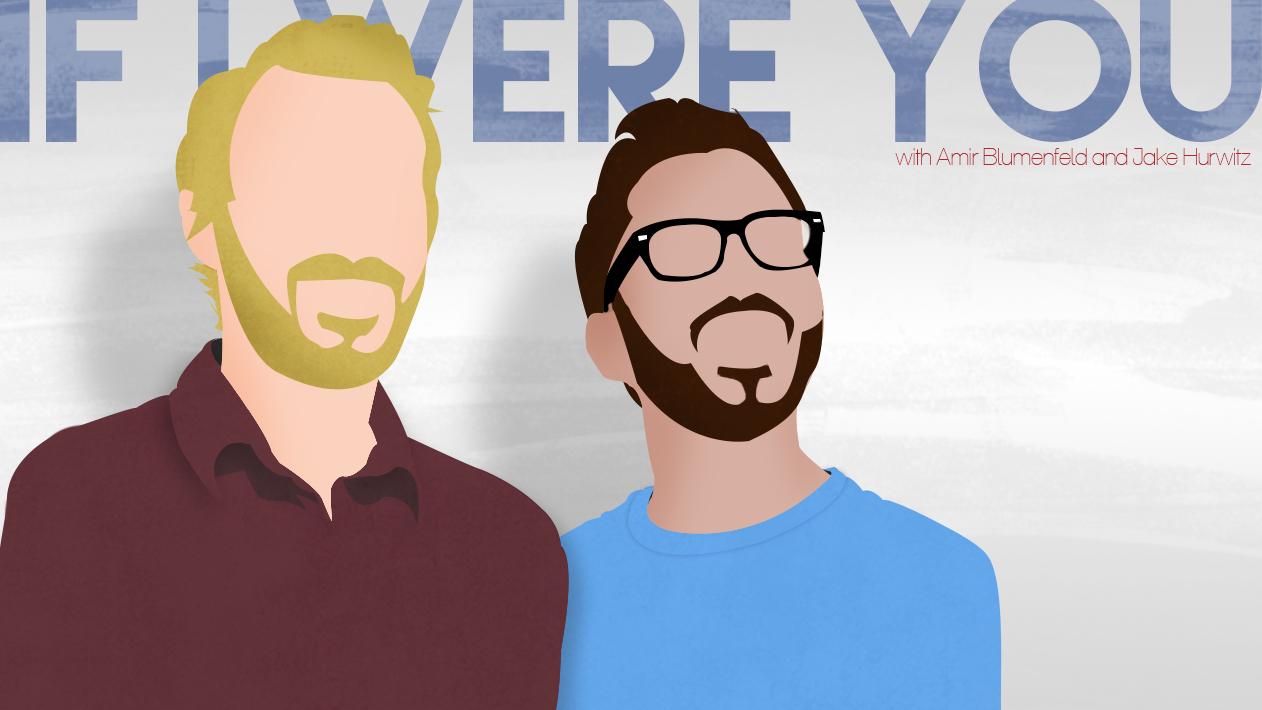 """If I Were You"" Thumbnail Art"