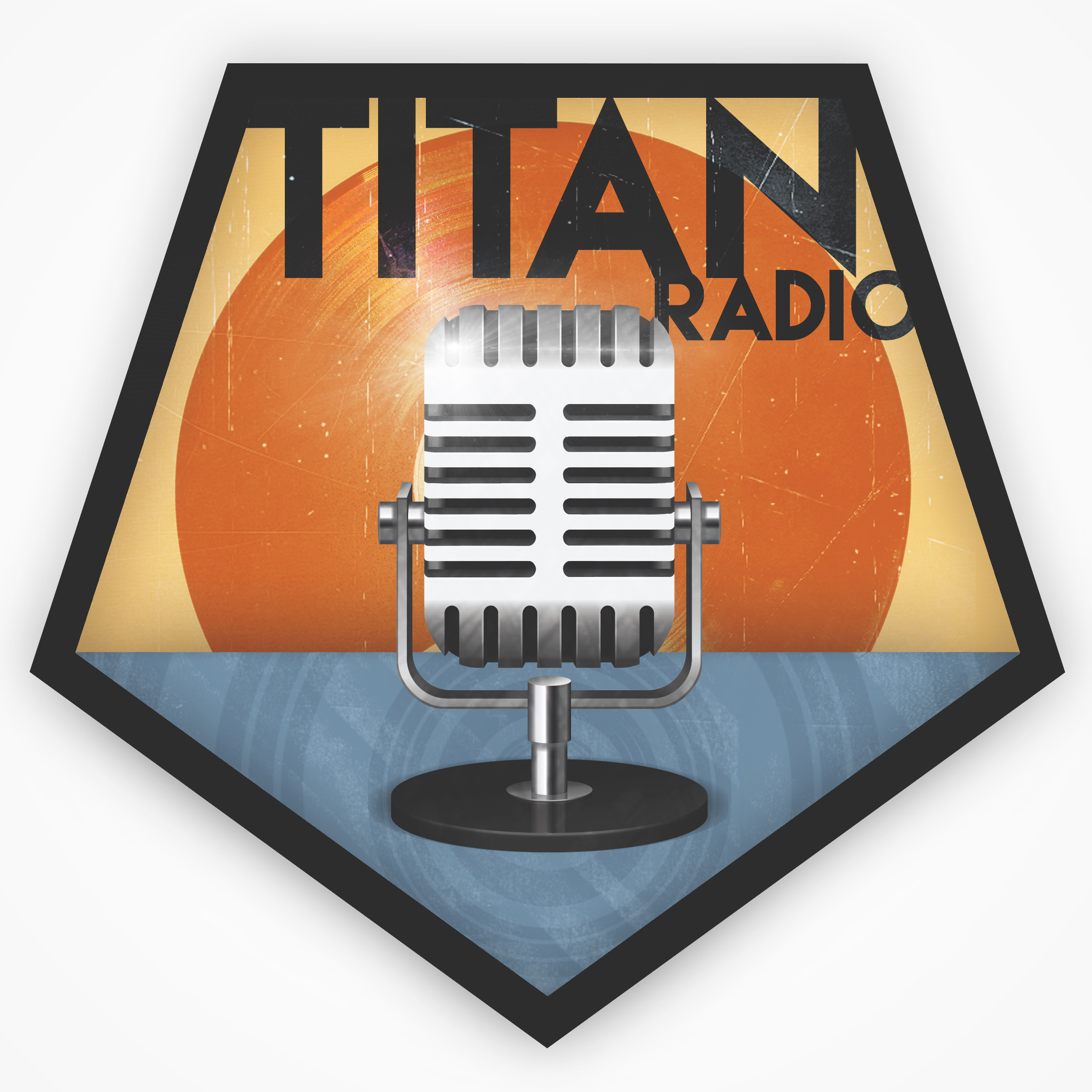 CSUF Titan Radio Logo Submission