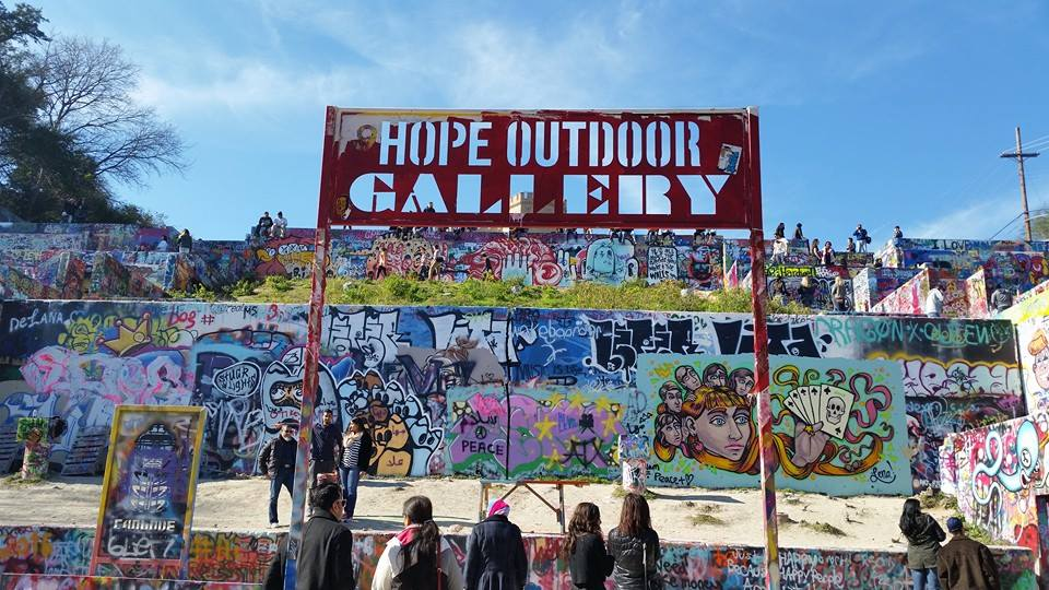 HOPE Outdoor Gallery - Austin, TX