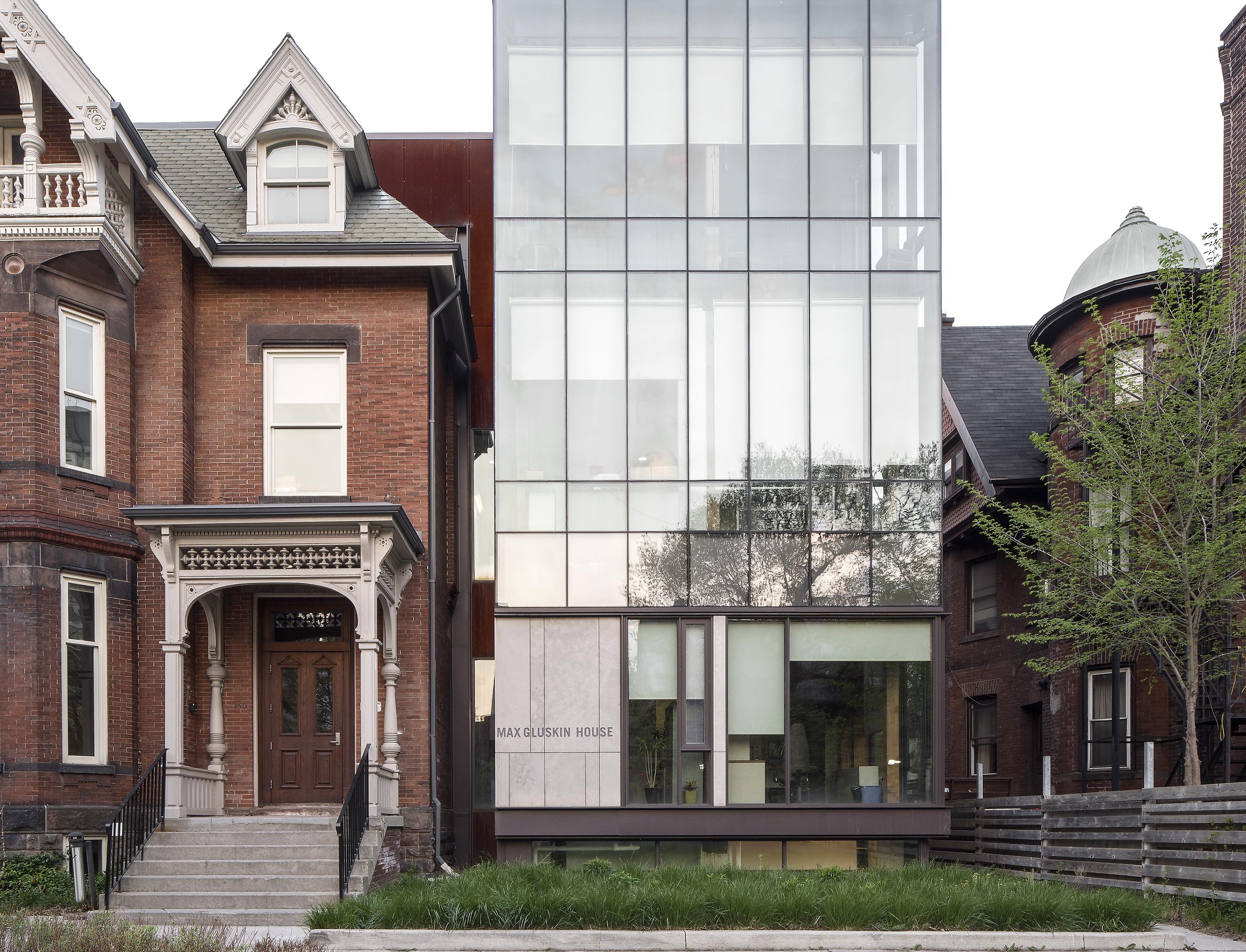 Max Gluskin House