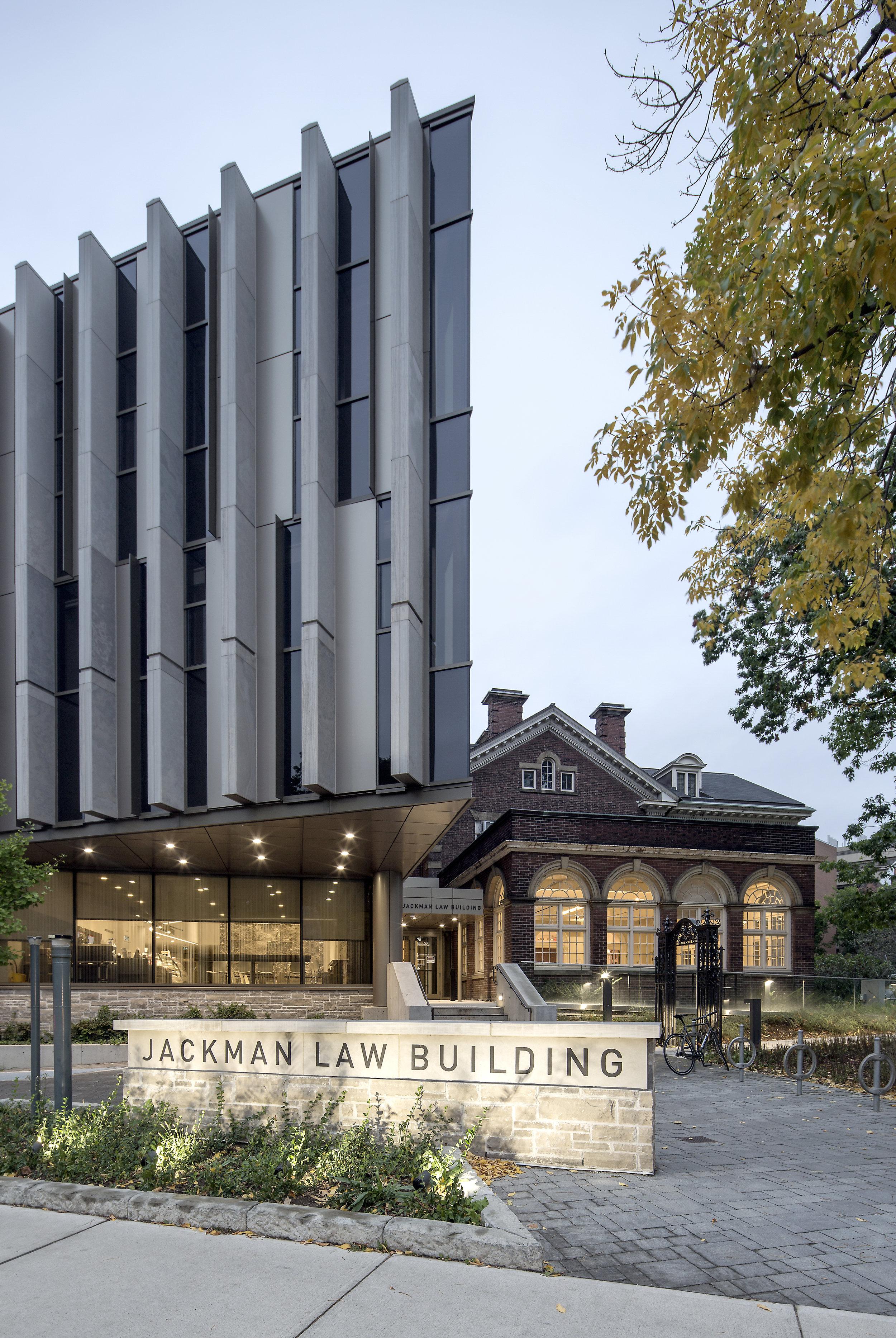 Jackman Law Building