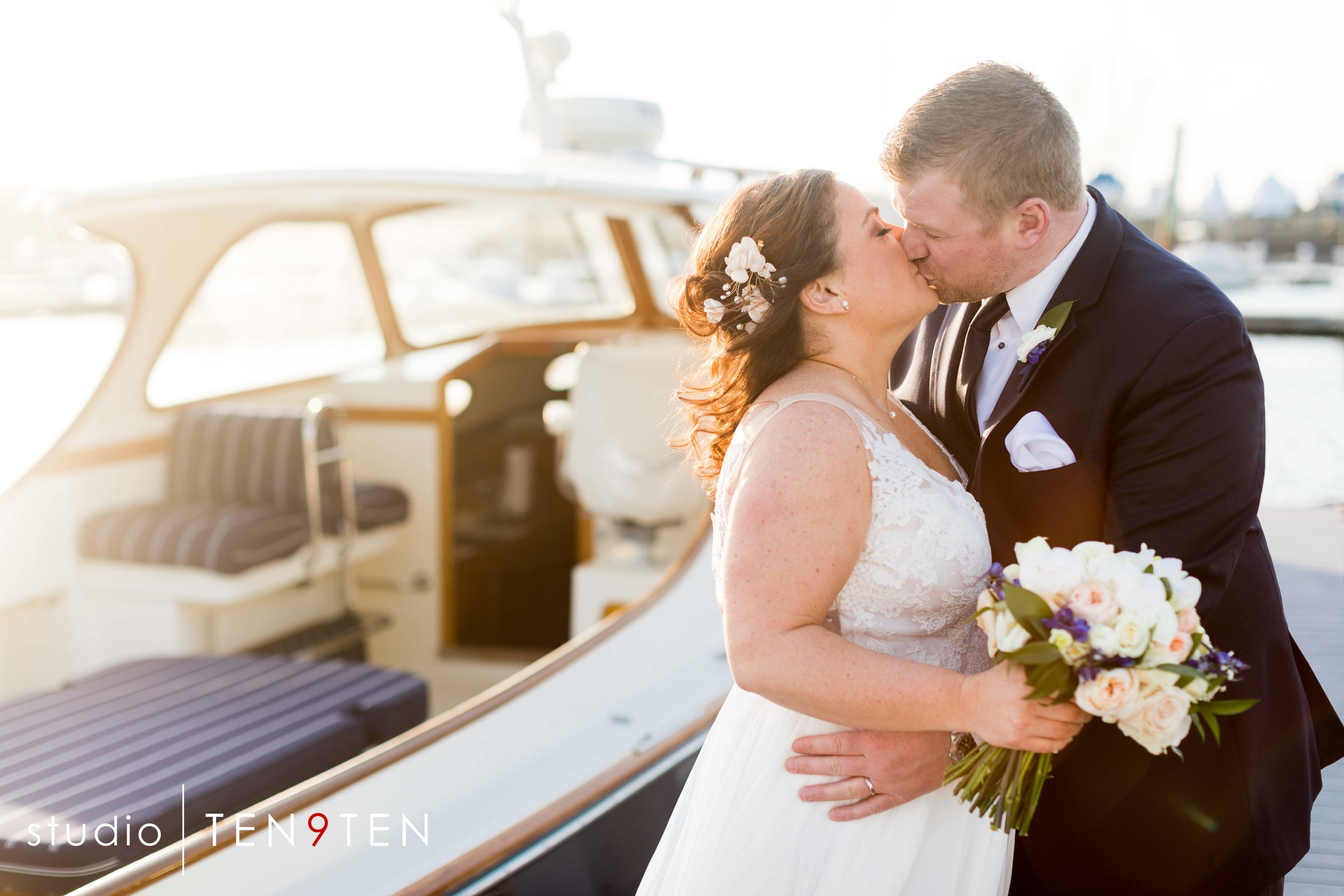 Guilford Yatch Club Wedding Photographer