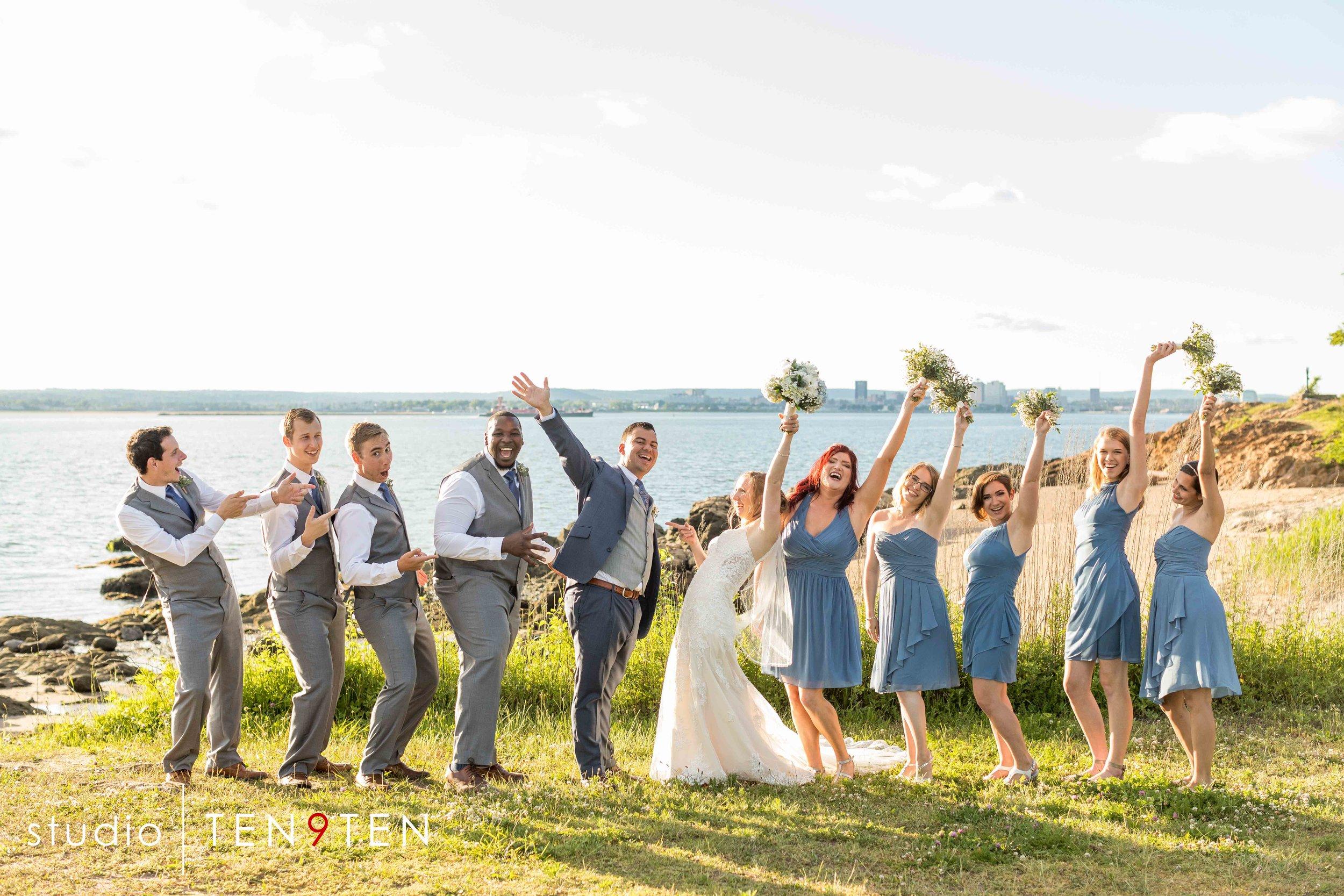 CT Beach Wedding Photographer