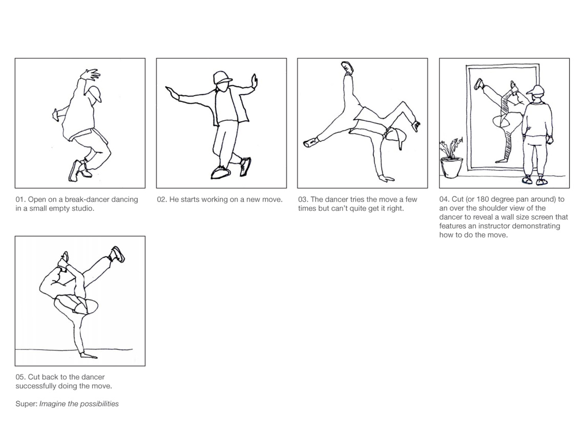 "4/6 Telus Fibre Video - ""Breakdance"""