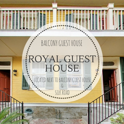 royal guest house balcony guest house new orleans family bed and breakfast