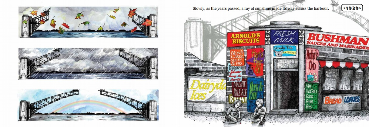The Day We Built the Bridge - Sample 1.jpg