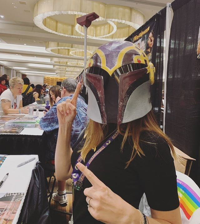 #Earpers - thank you for the love 🥰 @dragoncon - thank you for the magic 🤪 . Until next time ... ✌🏼 📸 @ephiny69
