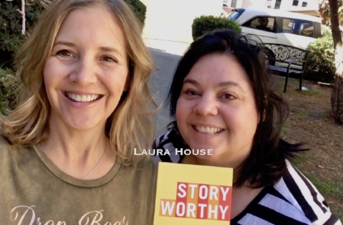 On  StoryWorthy  I tell Christine Blackburn an hilarious edge-of-your-seat story about a naked houseboat party including a hillbilly hot tub & court.
