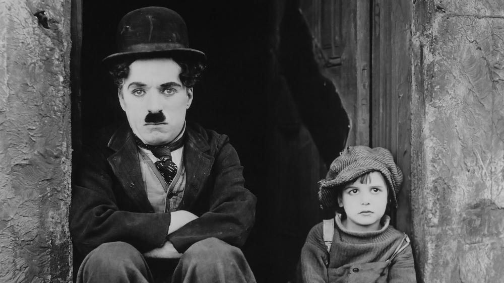 Chaplins pojke (1922)