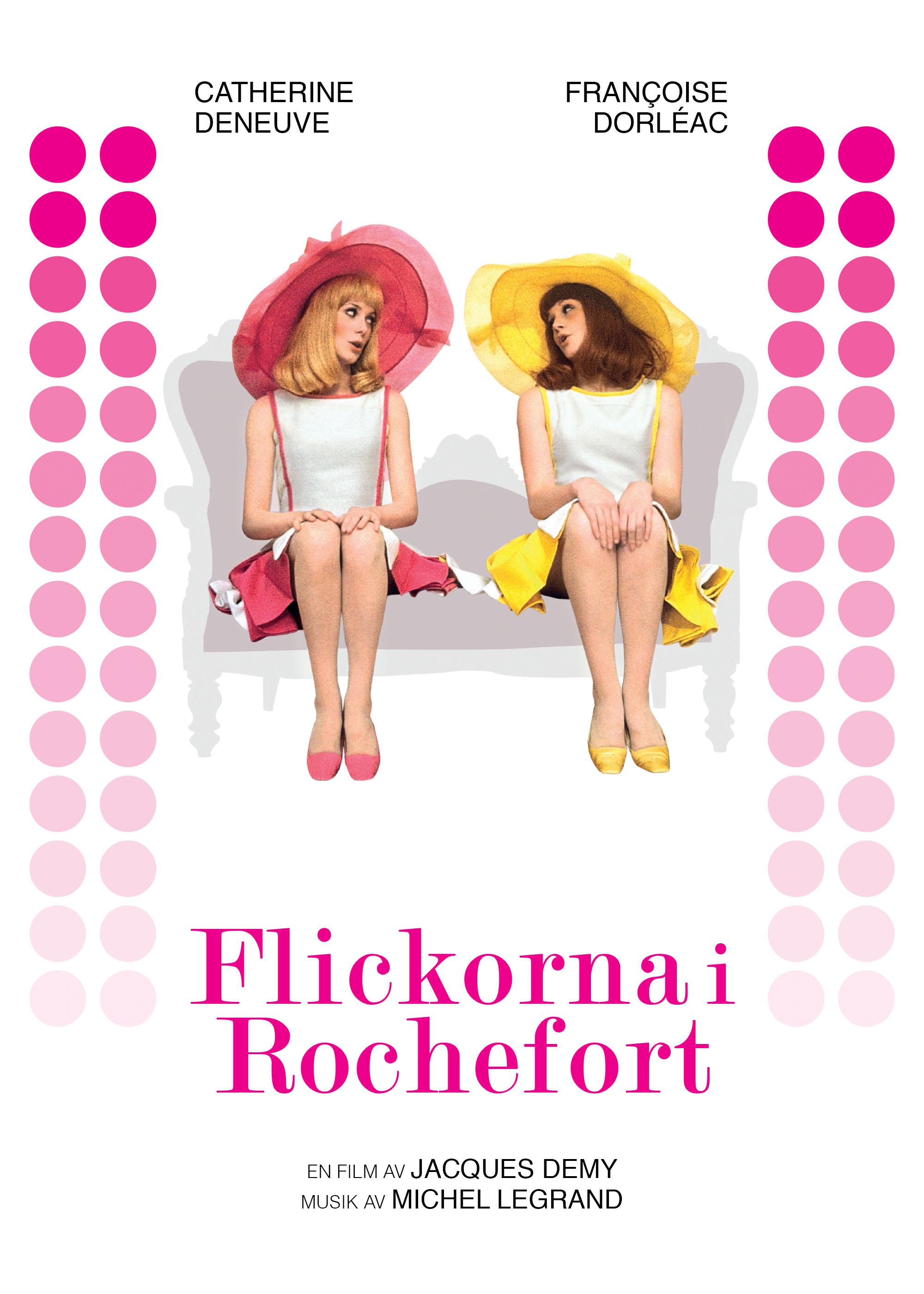 Flickorna i Rochefort_poster.jpg